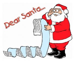 Dear Santa ! Image