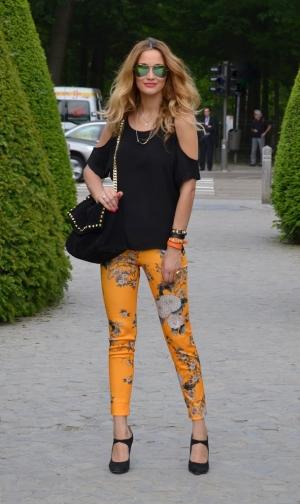 Floral Pants Image