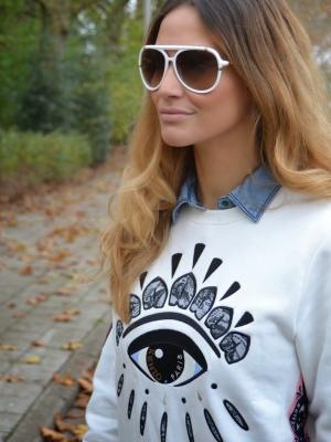 Eye Sweatshirt Image