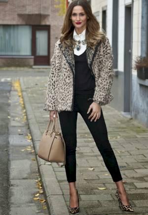 Cheetah Coat Image