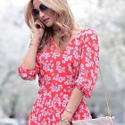 Image popular post FLOWY FLORAL DRESS