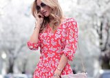 FLOWY FLORAL DRESS Image 7