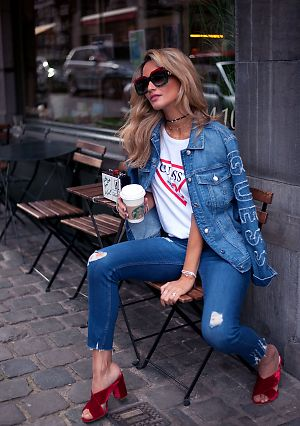 DOUBLE DENIM Image