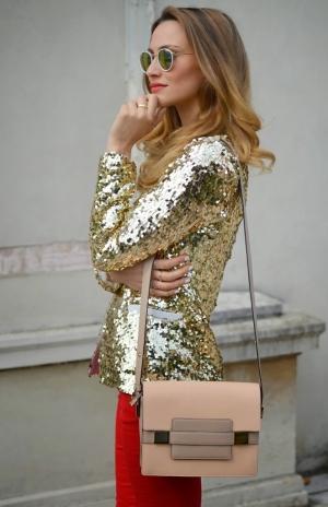 Sequin Blazer Image