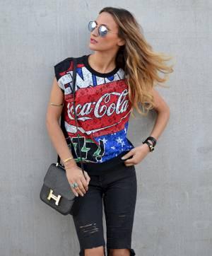 Coca Cola Lace Image