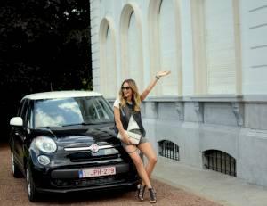 Fiat 500L by IKKS Image